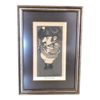 """""""Minute Man"""" by Charles Bragg For Sale"""