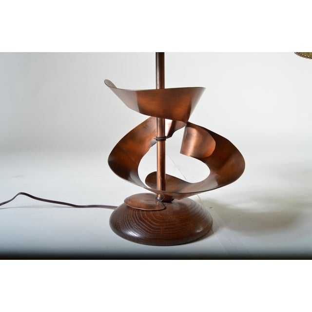 Harry Balmer Mid-Century Brutalist Table Lamps - A Pair - Image 4 of 8