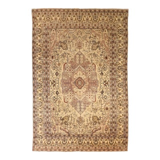 Late 20th Century Turkish Area Rug For Sale