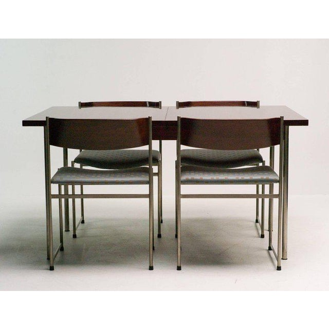 Rosewood Dining Set by Cees Braakman for Pastoe For Sale - Image 10 of 10