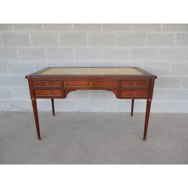 Baker French Neoclassical-Style Desk - Image 3 of 11
