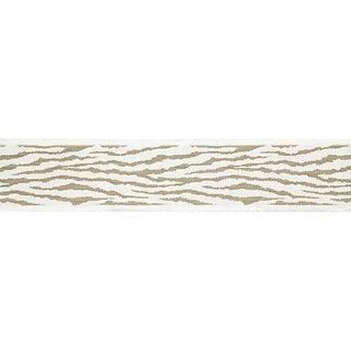 Sample, Scalamandre Tiger Tape, Linen For Sale