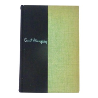 A Farewell to Arms Book by Hemingway For Sale