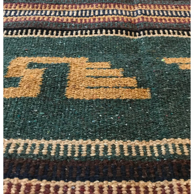 """Southwest Style Arizona Rug - 30"""" x 65"""" For Sale - Image 5 of 6"""