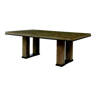 "Century Furniture Mesa Pacific Dining Table, 84"" For Sale"