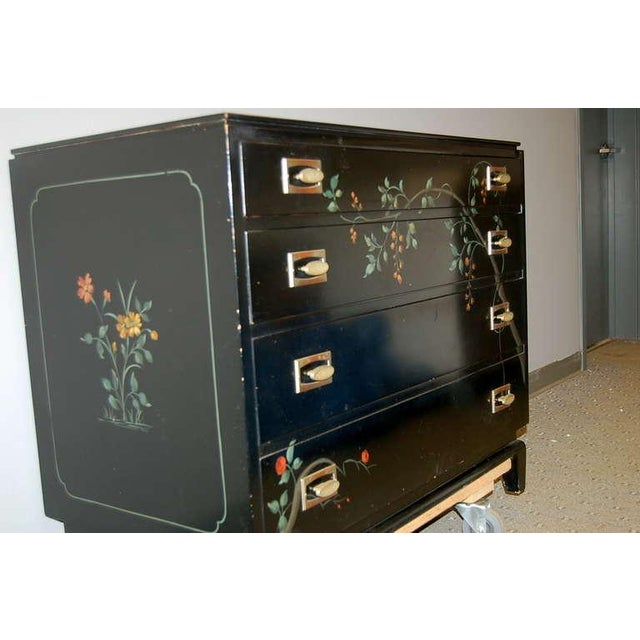1950s Renzo Rutili Vintage Chest by Johnson Brothers For Sale - Image 5 of 10