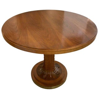 1960s Mid-Century Modern t.h. Robsjohn-Gibbings Center Table For Sale