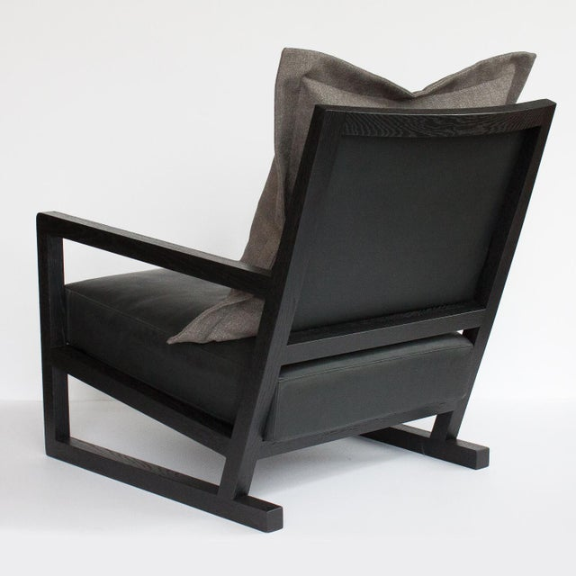 B&B Italia Clio Lounge Chair For Sale In Chicago - Image 6 of 11