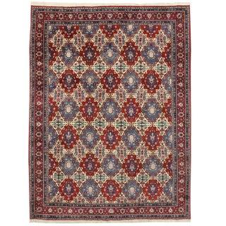Vintage Persian Moud Mood Rug