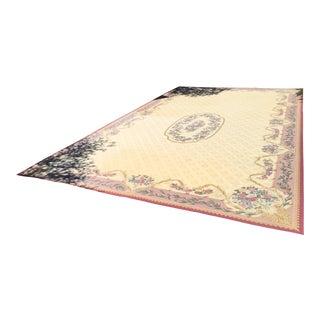 Stark Palace Size Custom Wool Carpet - 1′7″ × 2′10″
