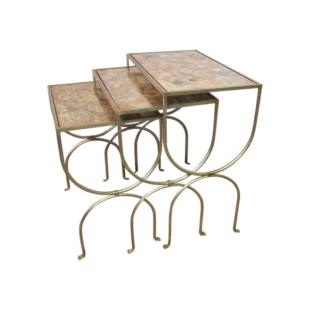 Mitchell Gold Bob Williams Nested Tables - Image 1 of 10