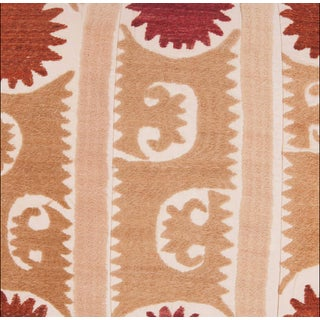 Vintage Tribal Band Turkish Accent Pillow Cover Preview