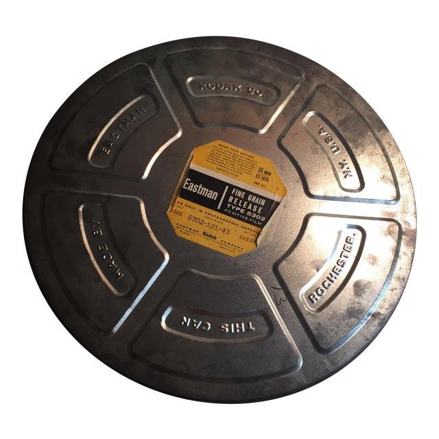 Vintage Eastman Kodak Film Reel Cannister For Sale