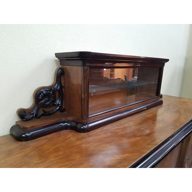 Traditional Belgian Sideboard For Sale - Image 3 of 12