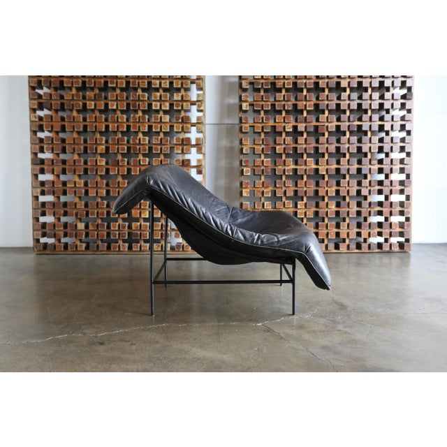 Black Gerard Van Den Berg Butterfly Chairs For Sale - Image 8 of 11