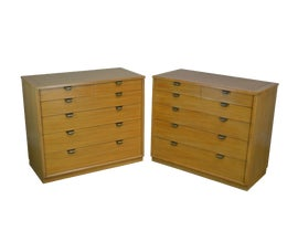 Image of Edward Wormley Dressers and Chests of Drawers