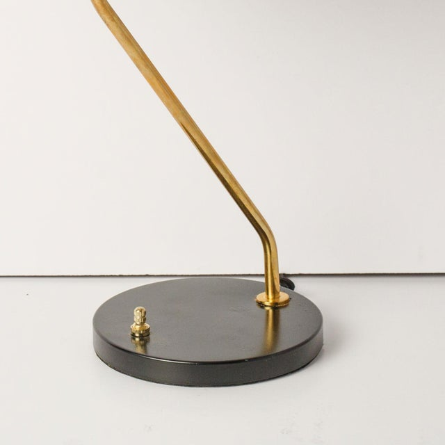 1950s Mid-Century Desk Lamp For Sale - Image 5 of 7