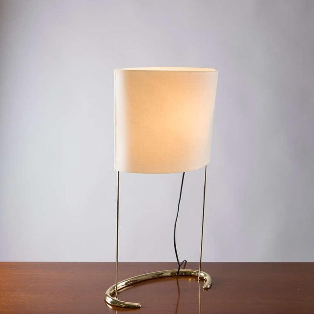 """Italian """"Gala"""" Table Lamp by Paolo Rizzatto for Arteluce For Sale - Image 3 of 9"""