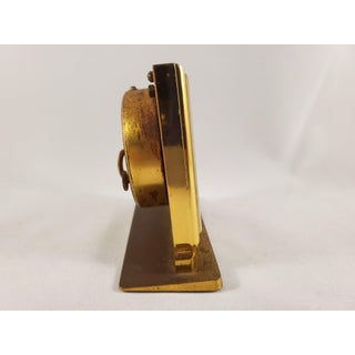 Very Imhof Swiss Brass Clock Preview