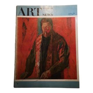 Vintage Art News Magazine, October 1960 For Sale