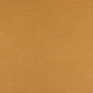 Sample, Suzanne Tucker Home Taylor Cotton Silk Ottoman Fabric in Pumpkin Spice For Sale