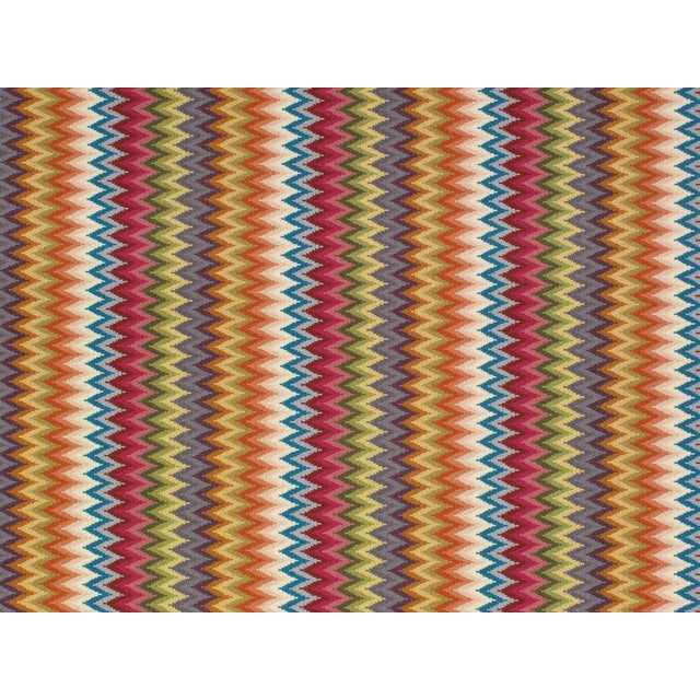 Stark Studio Rugs 100% Wool Rug Baci - Multi 12′ × 15′ For Sale