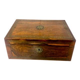 Antique Regency Lap Desk For Sale