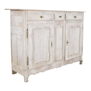 1860s French Two-Door Buffet Cabinet For Sale