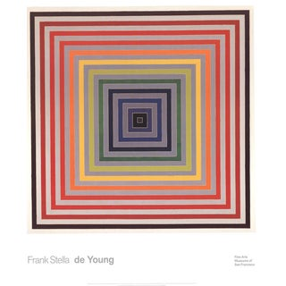 Frank Stella-Letter on the Blind II-2014 Poster For Sale