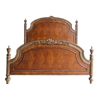 20th Century French Provincial Ferguson CopelandKing Bed For Sale