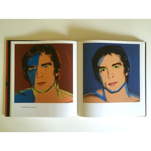 """"""" Andy Warhol Portraits """" Rare 1st Edtn Vintage 1993 Iconic Collector's Volume Hardcover Book For Sale - Image 11 of 13"""