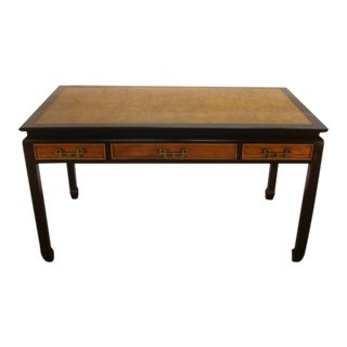 1980s Chinese Century Writing Desk For Sale