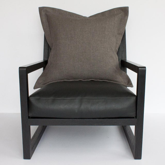 B&B Italia Clio Lounge Chair For Sale - Image 5 of 11