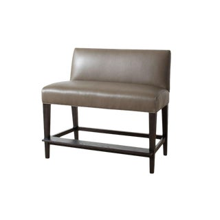 Modern Marcus Counter Traditional Style Bench For Sale