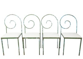 Image of Green Patio and Garden Furniture