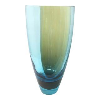Claudio Silvestrin - Le Sabbie Vase by Venini For Sale