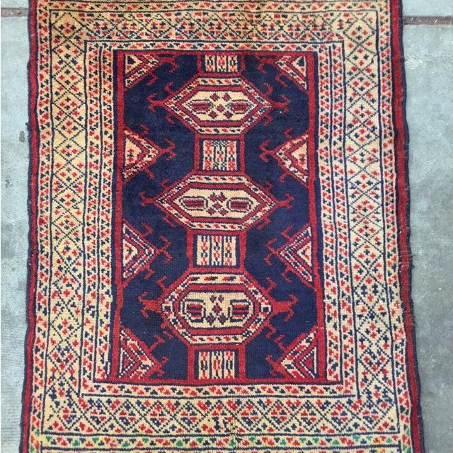 Turkaman Persian Rug - 2′ × 2′9″ - Image 3 of 8