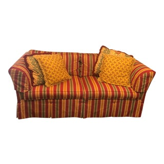 Councill Love Seat with Pillows For Sale