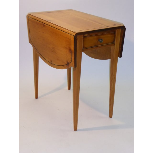 Charming Maryland Pine Pembroke Table - Image 2 of 11