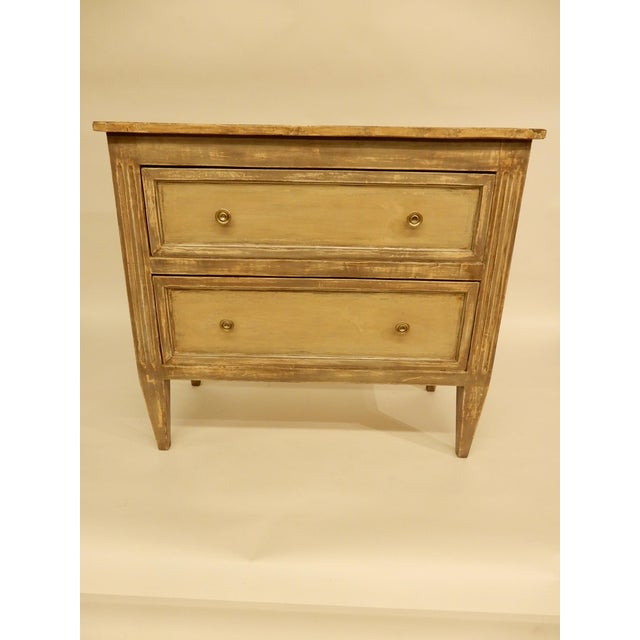 Louis XVI Style Painted For Sale - Image 9 of 9
