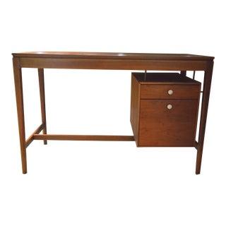 1950s Vintage Stewart MacDougall & Kipp Stewart for Drexel Declaration Desk For Sale