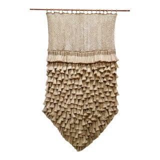Vintage Handmade Grass Wall Tapestry