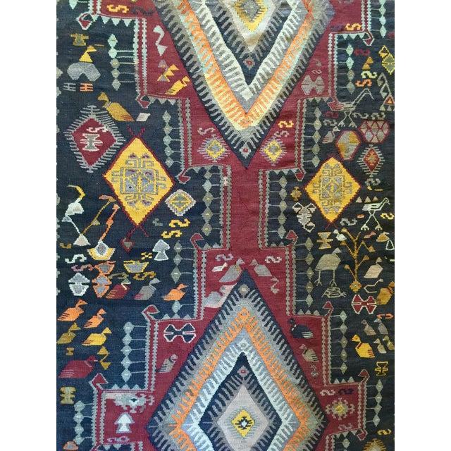 "Afghani Carpet - 5' x 11'5"" - Image 3 of 6"