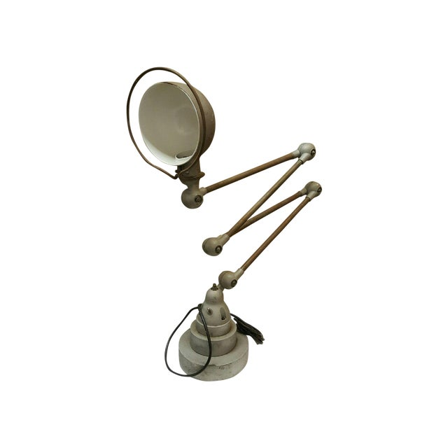 Vintage Jielde Steel Expandable Table/Floor Lamp - Image 1 of 3