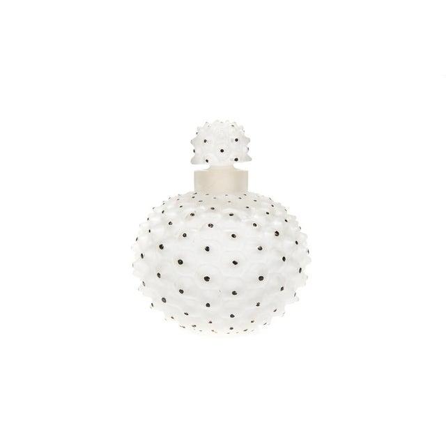 "Lalique ""Cactus"" Art Glass Perfume Bottle - Image 3 of 7"