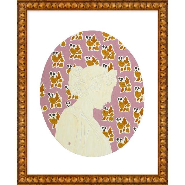 "Medium ""September"" Print by Theresa Drapkin, 18"" X 22"" For Sale"