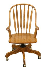 Image of French Country Office Chairs