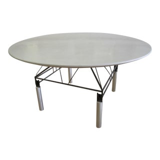 Convertible Dining Table to Coffee Table Roche Bobois For Sale