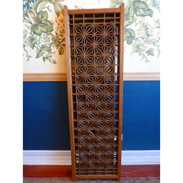 Mid Century Modern Screen or Room Divider For Sale - Image 11 of 13