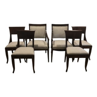 1960s Baker Dining Chairs- Set of 6 For Sale